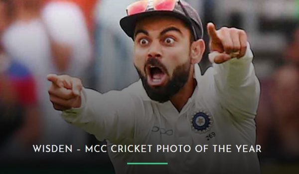 Wisden-MCC Cricket Photograph of the Year 2019