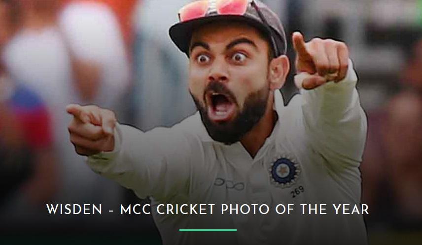 Wisden-MCC Cricket Photograph of the Year 2019 - logo