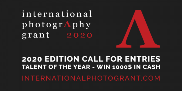 International Photography Grant 2020