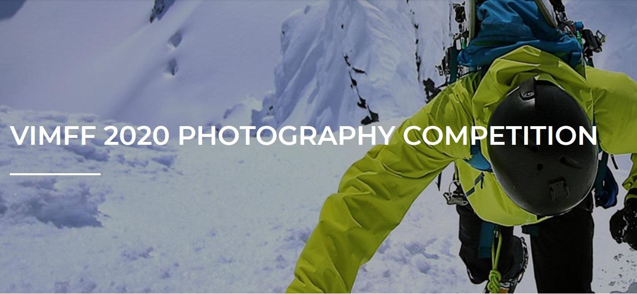 VIMFF Vancouver International Mountain Film Festival 2020 - logo