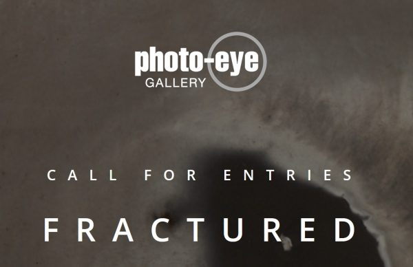 photo-eye Gallery: Fractured Call for Entries 2020