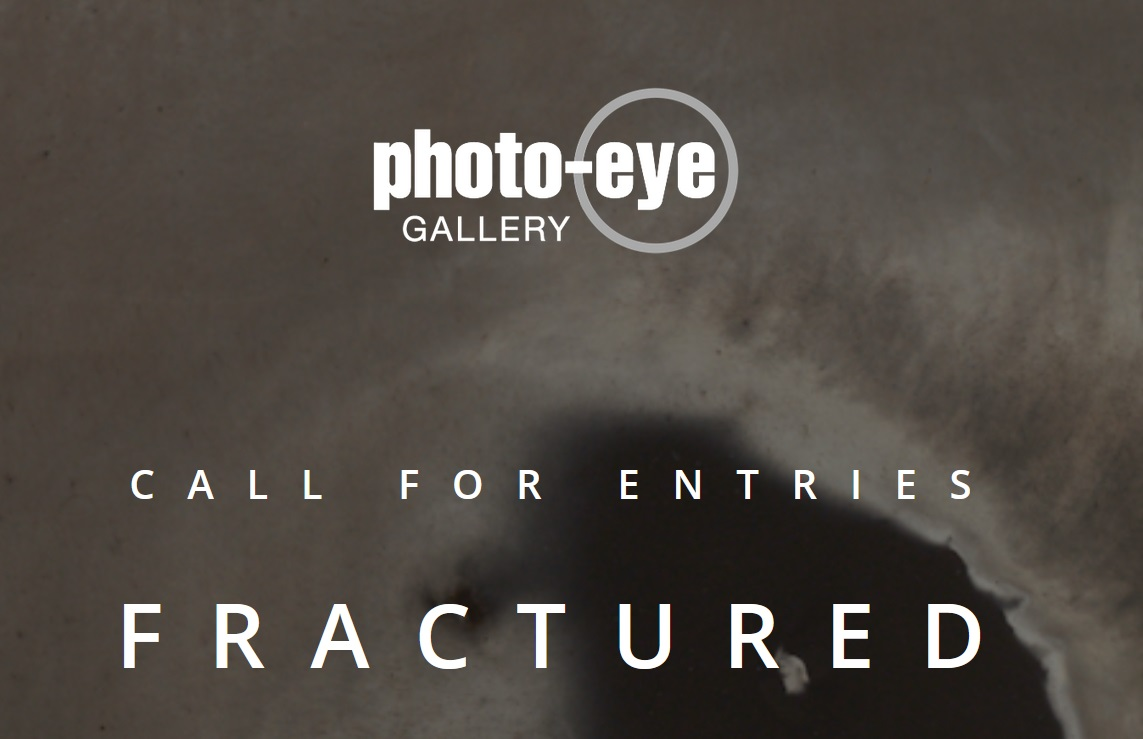 photo-eye Gallery: Fractured Call for Entries 2020 - logo