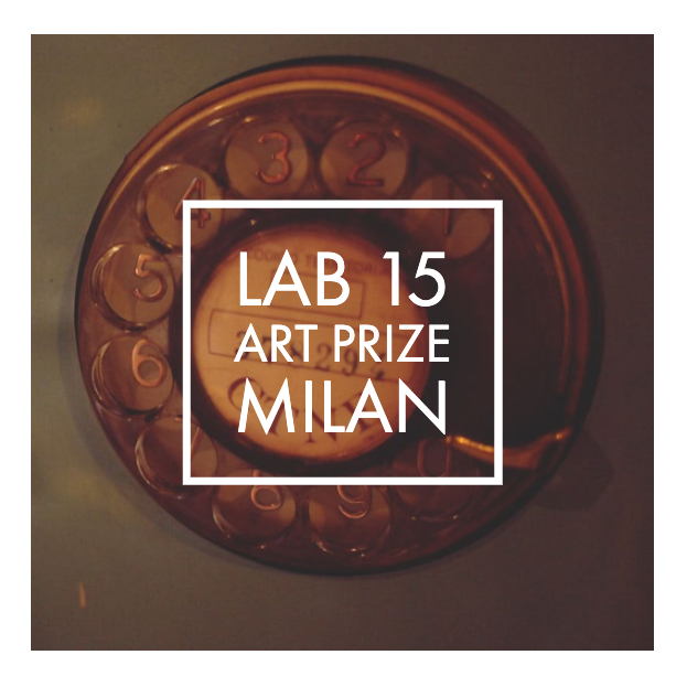 Lab.15 art contest - logo