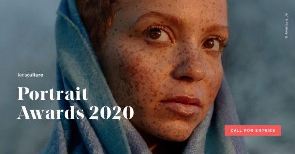 LensCulture Portrait Awards 2020 - logo