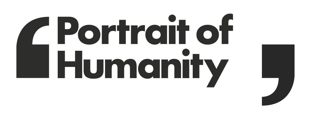 Portrait of Humanity 2020 - logo