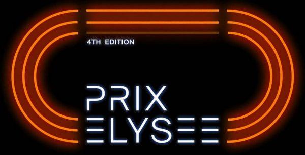4th edition Prix Elysée 2020