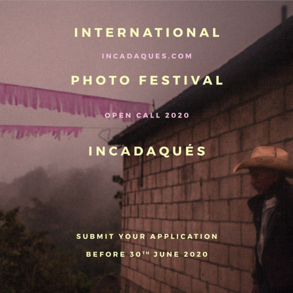2020 INCADAQUÉS PHOTO FESTIVAL - logo