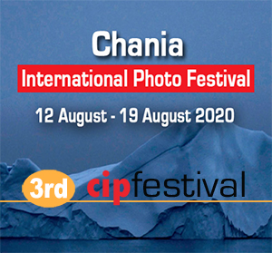 3rd Chania International Photo Festival - logo