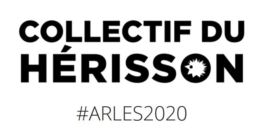 #ARLES2020 - logo