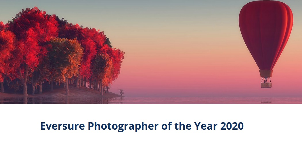 Eversure Photographer of the Year 2020 - logo