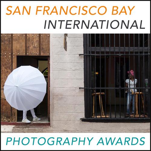 San Francisco Bay International Photography Awards 2020 - logo