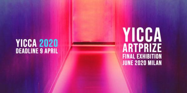YICCA 2020 – International Contest of Contemporary Art - logo