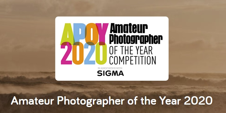 APOY Amateur Photographer of the Year 2020 - logo
