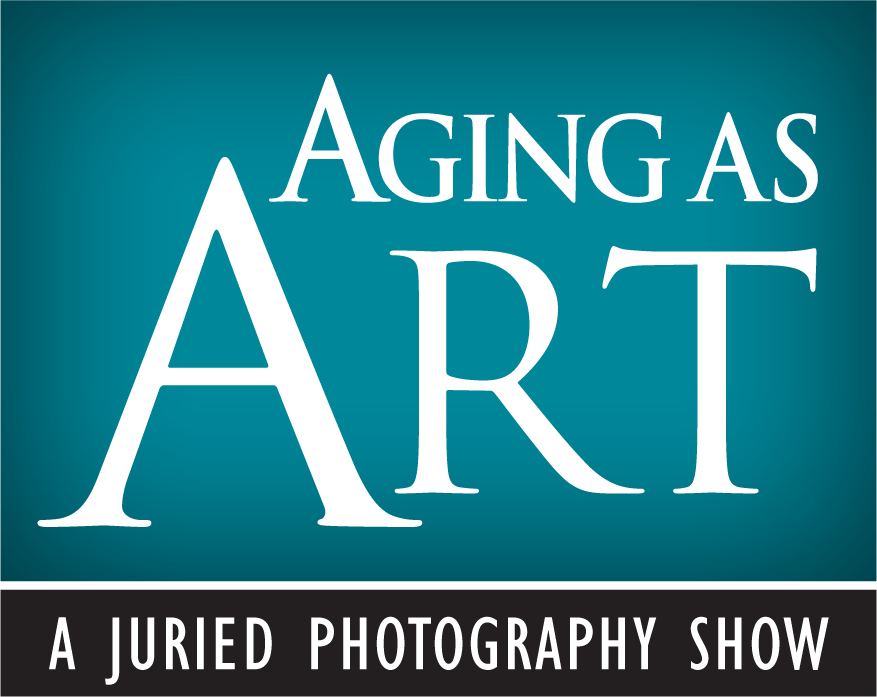 Aging as Art: A Juried Photography Show - logo