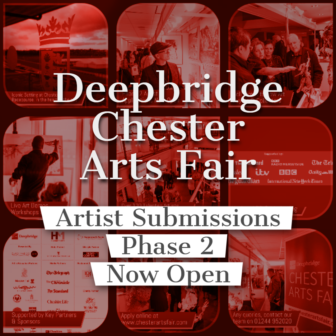 Chester Arts Fair 2020 - logo