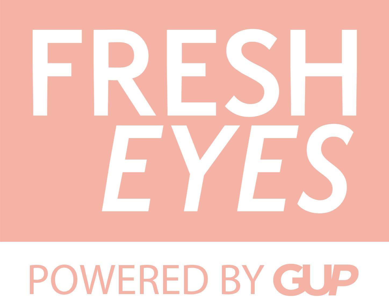 Fresh Eyes 2nd edition - logo
