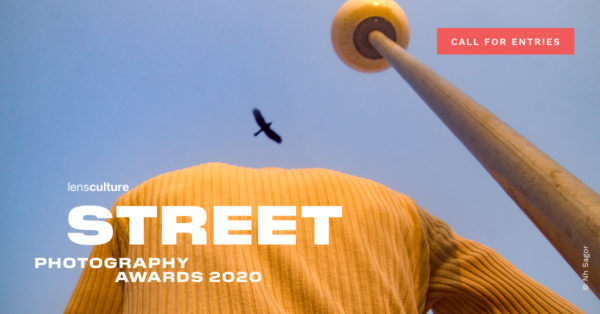 LensCulture Street Photography Awards 2020 - logo