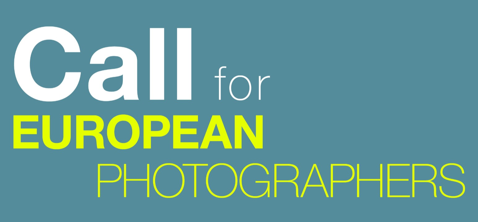 Call for European Photographers: The world within - logo