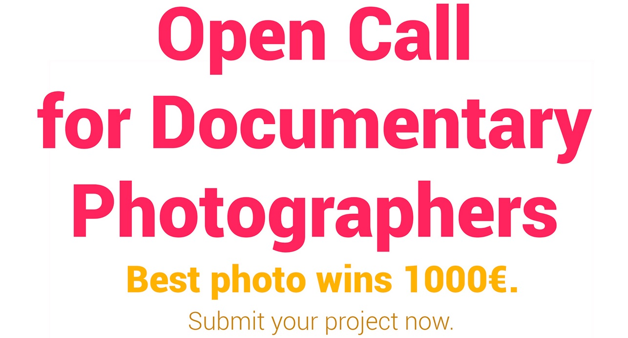 Docu Magazine Open Call for Documentary Photographers - logo