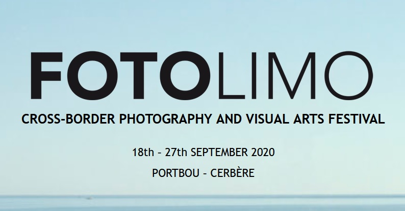 FOTOLIMO: Cross-Border Photography and Visual Arts Festival - logo