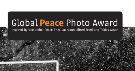 Global Peace Photo Award 2020 - logo