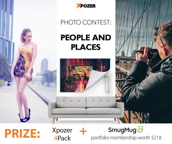 Photo Contest People & Places – Xpozer