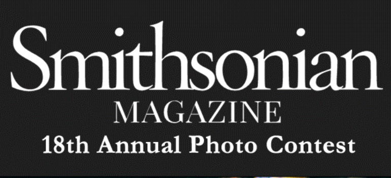 Smithsonian magazine 18th Annual Photo Contest - logo