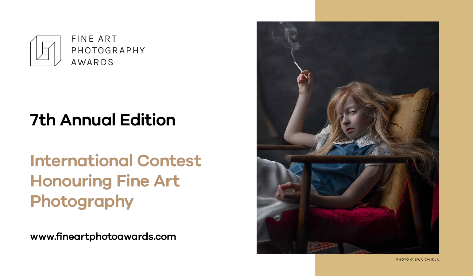 7th Fine Art Photography Awards - logo