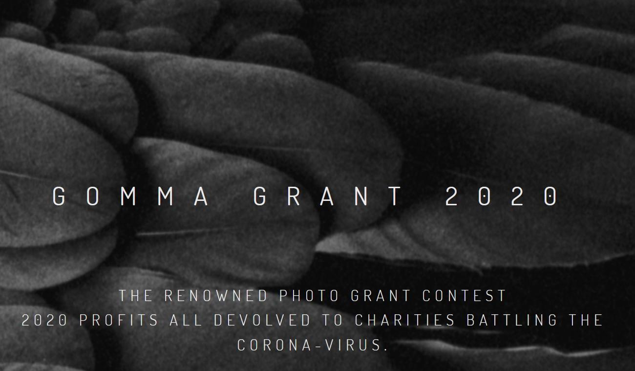 Gomma Photography Grant 2020 - logo