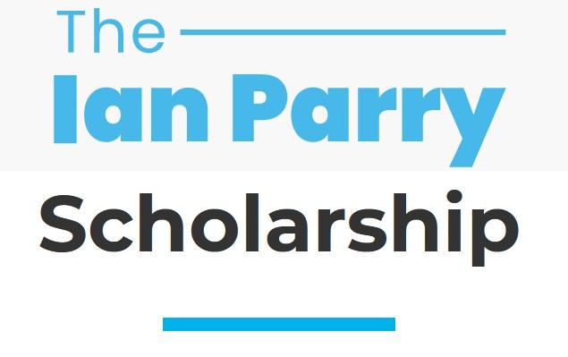 Ian Parry Scholarship 2020 - logo