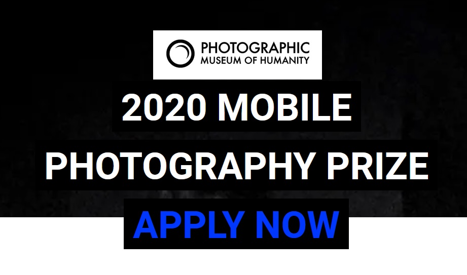 PHmuseum 2020 Mobile Photography Prize - logo