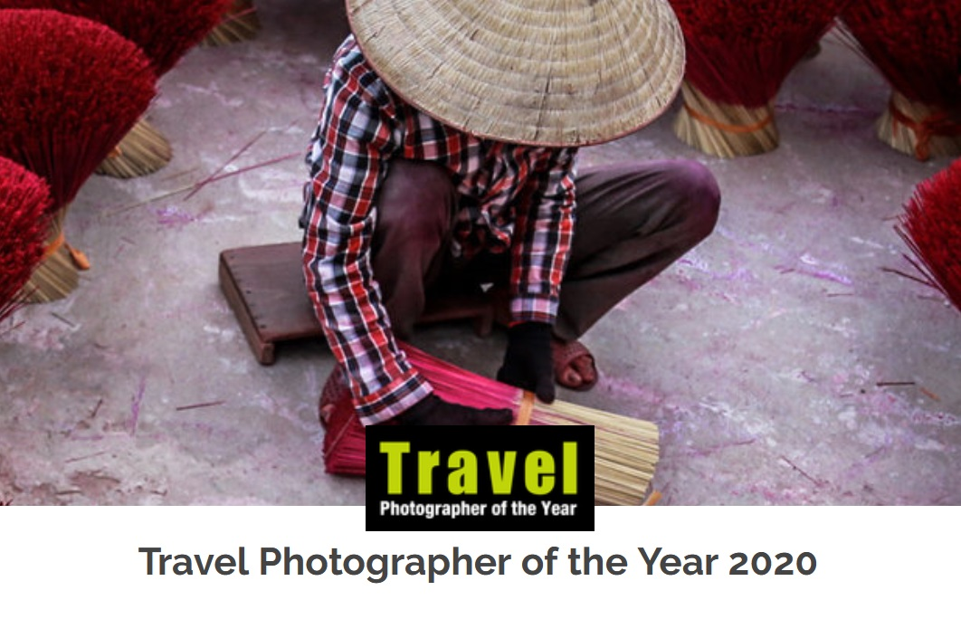 TPOTY 2020 Travel Photographer of the Year - logo