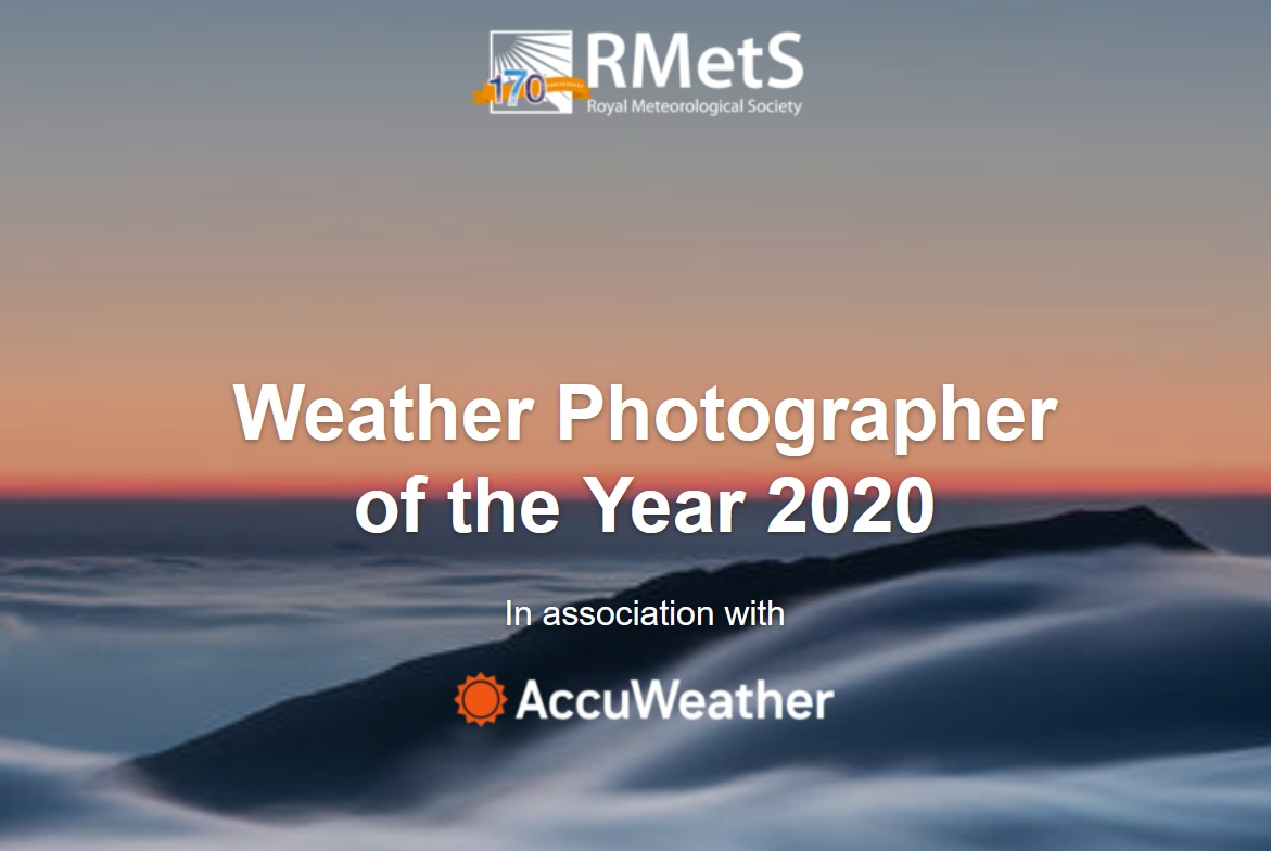 Weather Photographer of the Year 2020 - logo