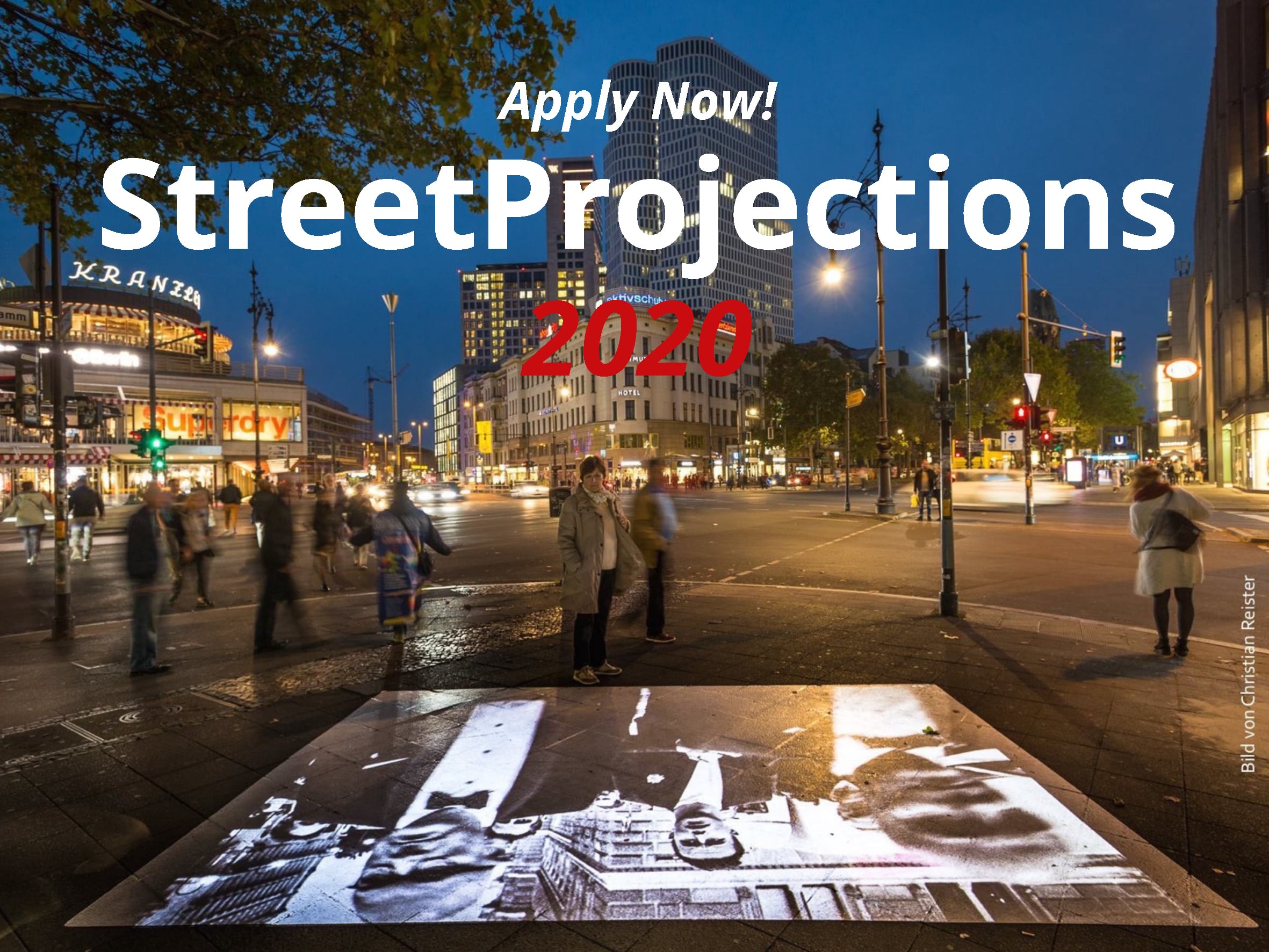 StreetProjections 2020 - logo