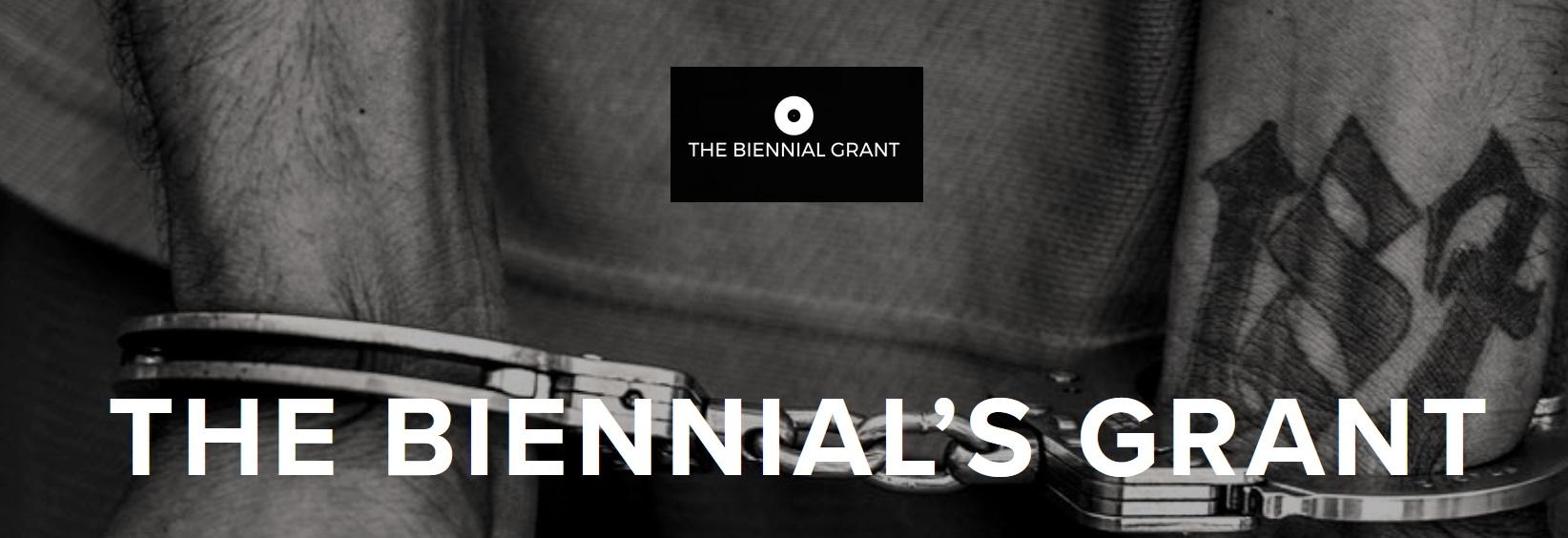 5th Biennials' Grant 2020 - logo