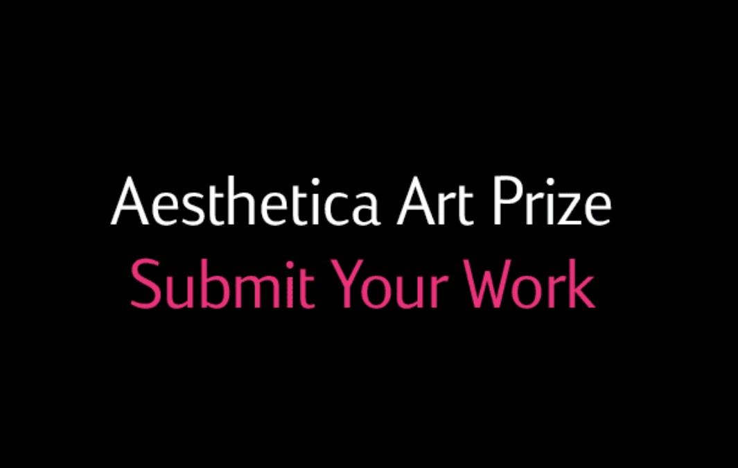 Aesthetica Art Prize 2020 - logo