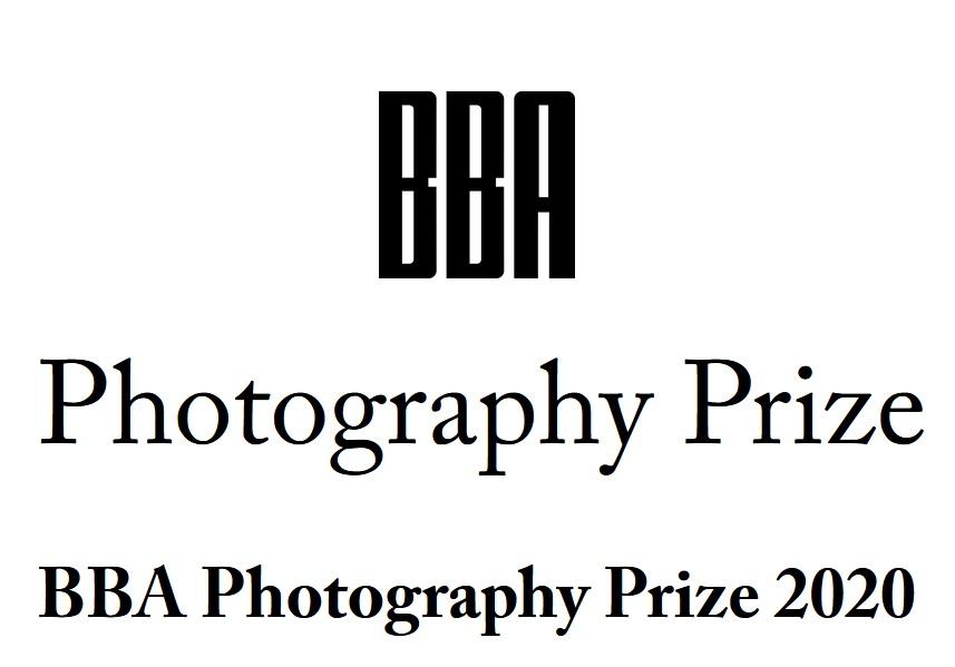 BBA Photography Prize 2020 - logo