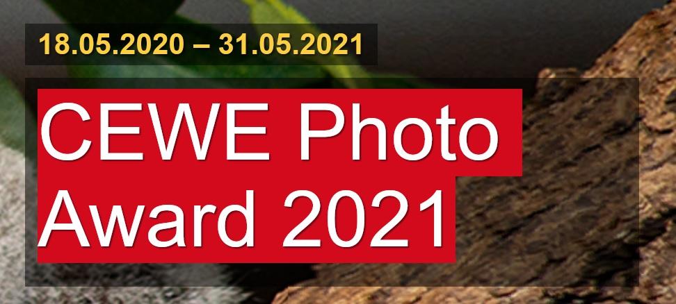 CEWE Photo Award 2021 - logo