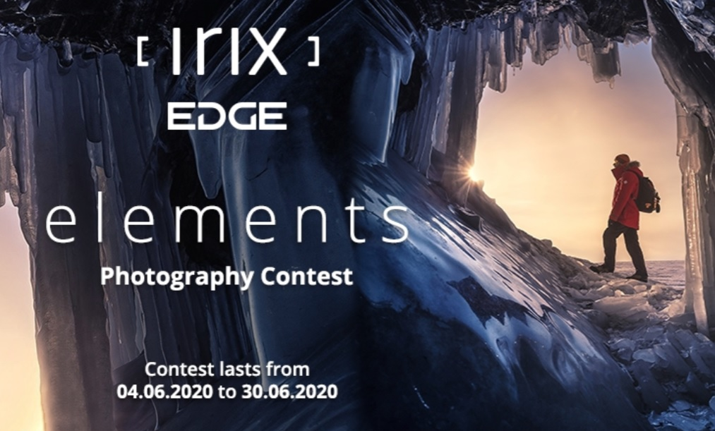 Irix Edge Photography Contest Elements 2020 - logo