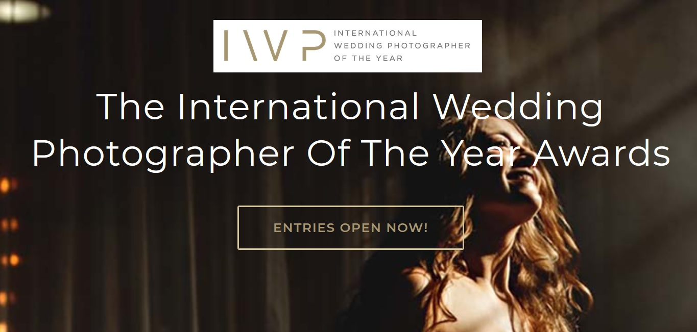 International Wedding Photographer of the Year Awards 2020 - logo
