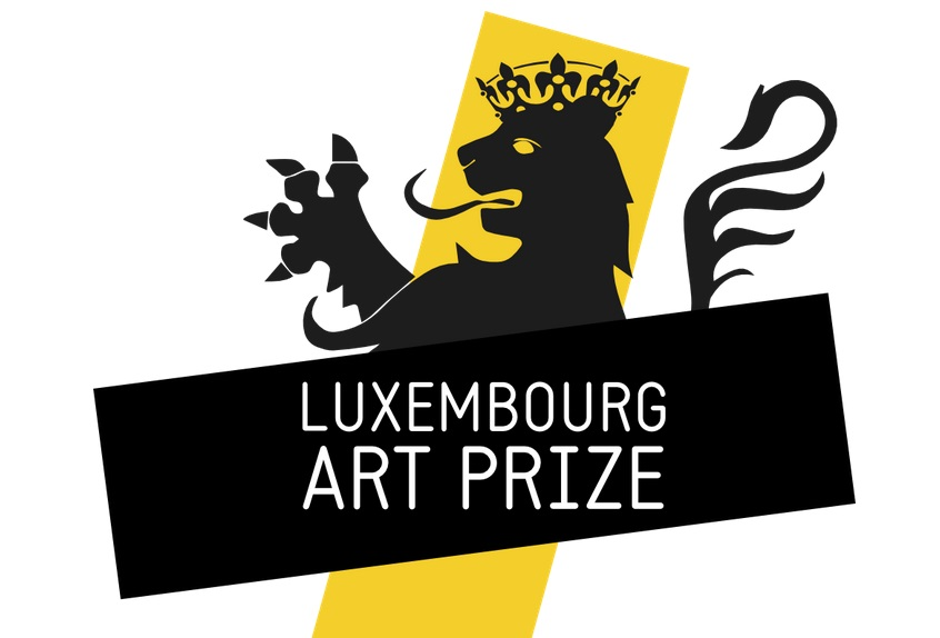 Luxembourg Art Prize 2020 - logo