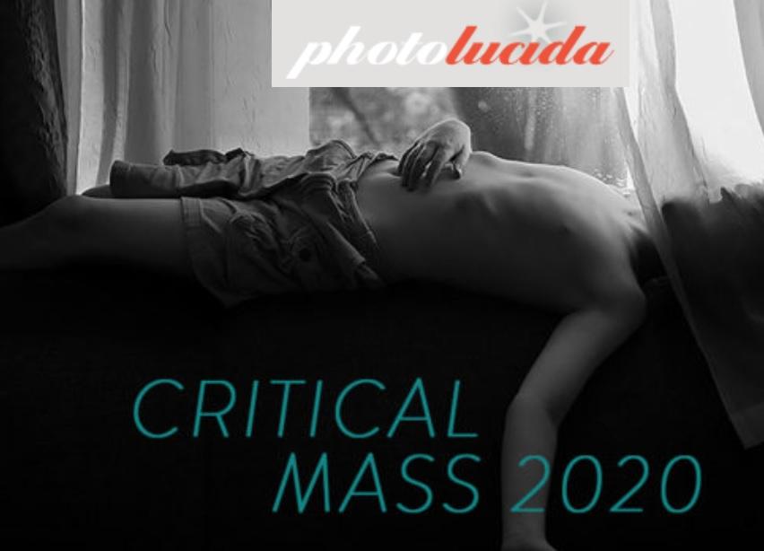 Photolucida Critical Mass 2020 - logo