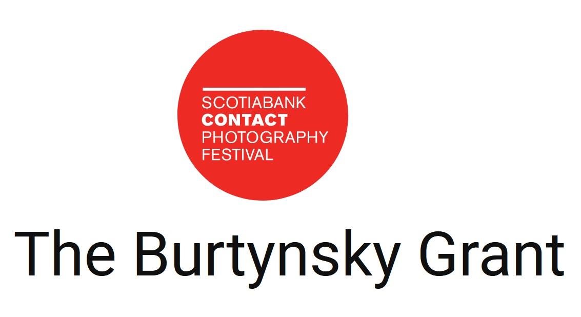 The Burtynsky Grant 2020 - logo