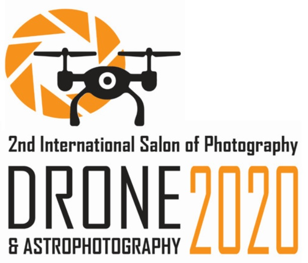2nd International Salon of Photography DRONE&ASTROPHOTOGRAPHY 2020 - logo