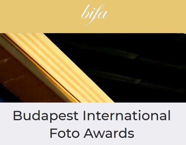 Budapest Foto Awards 2020