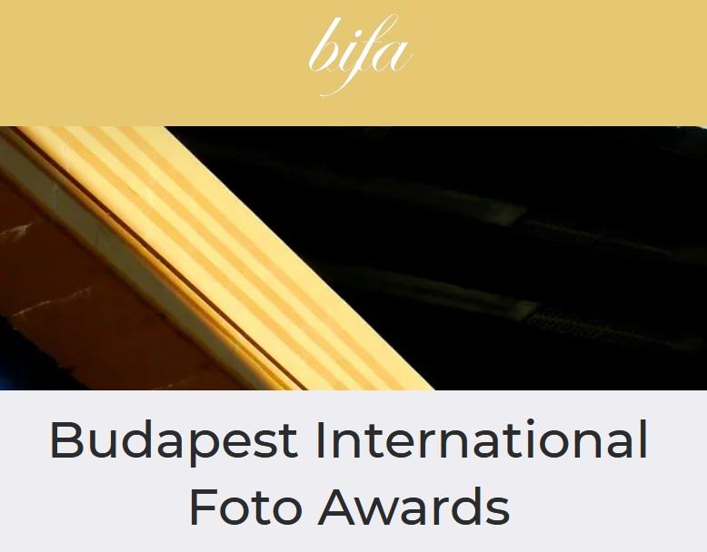 Budapest Foto Awards 2020 - logo
