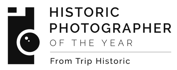 Historic Photographer of the Year 2020 - logo