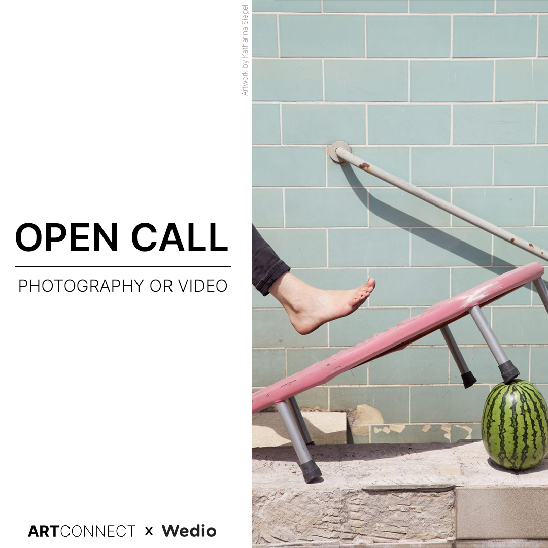 ARTCONNECT x WEDIO OPEN CALL | PASSION - logo