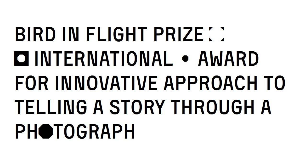 BiF Prize '20: Award for unconventional photographers - logo