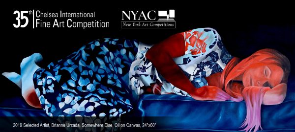 35th Chelsea International Fine Art Competition 2020